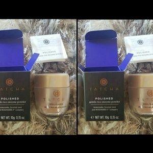 2 Travel Size Tatcha Polished Gentle Rice Powders